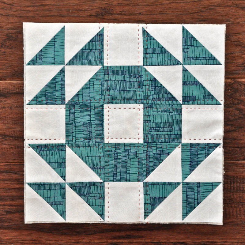 Single Wedding Ring Quilt Block Telafante