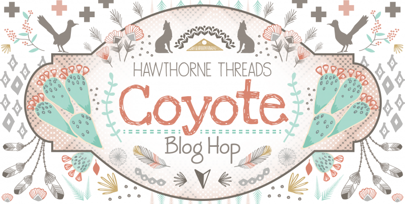 Coyote Blog Hop Header